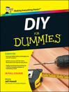 DIY For Dummies, UK Edition (eBook)