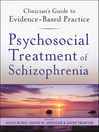 Psychosocial Treatment of Schizophrenia (eBook)