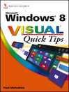 Windows 8 Visual Quick Tips (eBook)