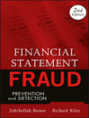 Financial Statement Fraud Defined (eBook)
