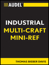 Audel Multi-Craft Industrial Reference (eBook)