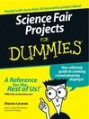 Science Fair Projects For Dummies (eBook)