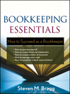 Bookkeeping Essentials (eBook): How to Succeed as a Bookkeeper