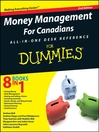 Money Management For Canadians All-in-One Desk Reference For Dummies (eBook)
