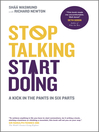 Stop Talking, Start Doing (eBook): A Kick in the Pants in Six Parts