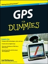GPS For Dummies® (eBook)