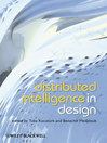 Distributed Intelligence In Design (eBook)