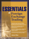 Essentials of Foreign Exchange Trading (eBook)
