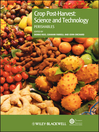Crop Post-Harvest (eBook): Science and Technology, Perishables