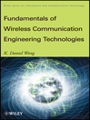 Fundamentals of Wireless Communication Engineering Technologies (eBook)