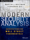 Modern Security Analysis (eBook): Understanding Wall Street Fundamentals