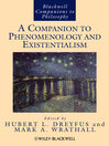 A Companion to Phenomenology and Existentialism (eBook)