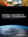 Natural Disasters in a Global Environment (eBook)