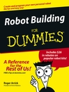 Robot Building For Dummies (eBook)