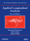 Applied Longitudinal Analysis (eBook)
