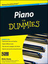 Piano For Dummies (eBook)