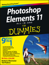 Photoshop Elements 11 All-in-One For Dummies (eBook)