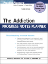 The Addiction Progress Notes Planner (eBook)