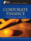 Corporate Finance (eBook): A Practical Approach