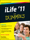 iLife '11 For Dummies (eBook)