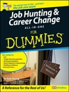 Job Hunting and Career Change All-In-One For Dummies (eBook)