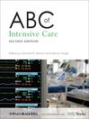 ABC of Intensive Care (eBook)