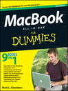MacBook All-in-One For Dummies (eBook)