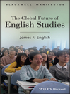 The Global Future of English Studies (eBook)