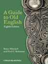 A Guide to Old English (eBook)