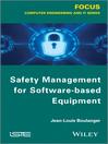 Safety Management of Software-based Equipment (eBook)