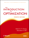 An Introduction to Optimization (eBook)