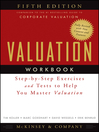 Valuation Workbook (eBook): Step-by-Step Exercises and Tests to Help You Master Valuation