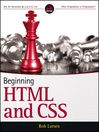 Beginning HTML and CSS (eBook)