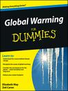 Global Warming For Dummies (eBook)
