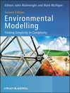 Environmental Modelling (eBook): Finding Simplicity in Complexity