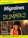 Migraines For Dummies (eBook)