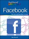 Teach Yourself VISUALLY Facebook (eBook)