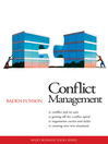 Conflict Management (eBook)
