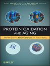 Protein Oxidation and Aging (eBook)