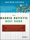 The Warren Buffetts Next Door (eBook): The World's Greatest Investors You've Never Heard Of and What You Can Learn From Them