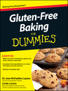 Gluten-Free Baking For Dummies (eBook)
