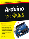 Arduino For Dummies (eBook)