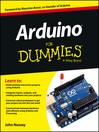 Arduino For Dummies (eBook)