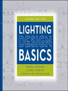 Lighting Design Basics (eBook)