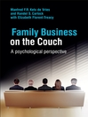 Family Business on the Couch (eBook): A Psychological Perspective