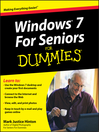 Windows 7 For Seniors For Dummies (eBook)