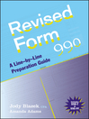 Revised Form 990 (eBook): A Line-by-Line Preparation Guide
