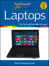 Teach Yourself VISUALLY Laptops (eBook)