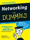 Networking For Dummies (eBook)