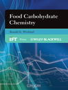 Food Carbohydrate Chemistry (eBook)